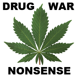 white house drug war on people marijuana