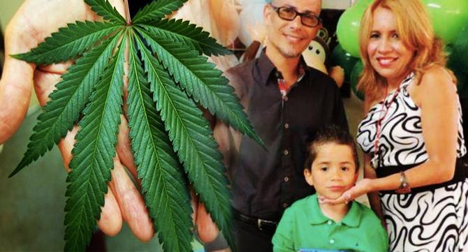 Kalel Santiago cannabis