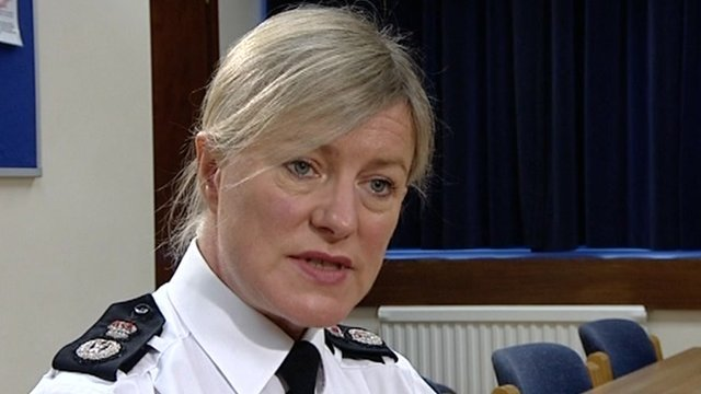police chief sarah thornton