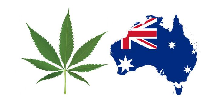 Australia cannabis