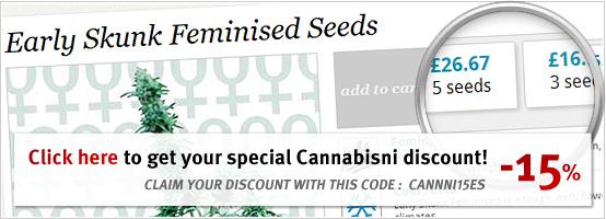 early skunk cannabis outdoor cannabis seeds