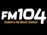 dublins fm104 radio station cannabis