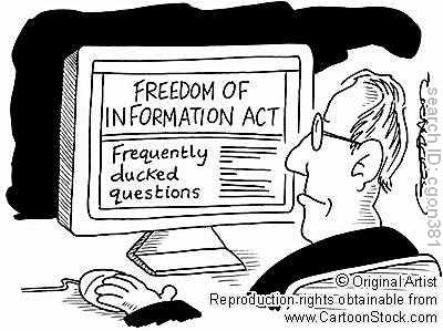 freedom of information foi act drugs