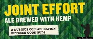 redbrook hemp beer joint effort