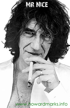 howard marks mr nice cannabis