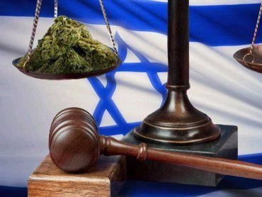 Ale Yarok israeli green leaf politicians cannabis