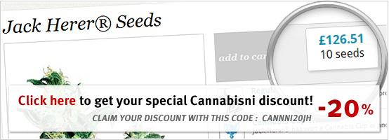jack herer marijuana seeds discount