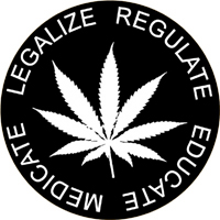 legalise regulate medicate educate marijuana cannabis