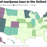 marijuana legalisation usa