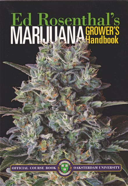 marijuana growers handbook oaksterdam ed rosenthal