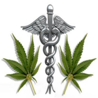 medical pot logo