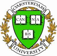 oaskterdam medical marijuana university reided by feds