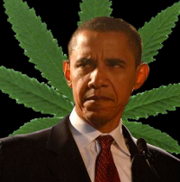 obama marijuana policy law joke
