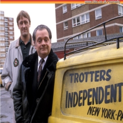 del boy and rodney trotter