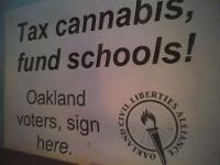 tax cannabis marijuana oakland