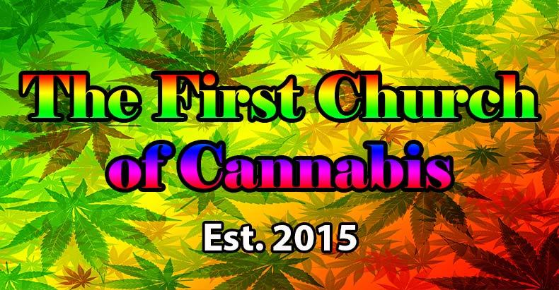 First Church of cannabis