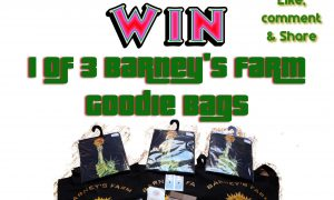 Win A Barney's Farm Goodie Bag