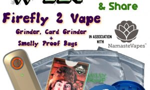 Win a Firefly 2 Vaporizer